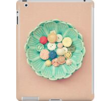 The Simple Things iPad Case/Skin