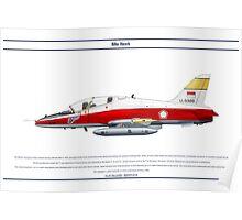 Hawk Indonesia 3 Poster
