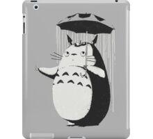 Umbrella neighbor iPad Case/Skin
