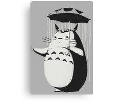 Umbrella neighbor Canvas Print