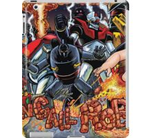 Calling All Robots iPad Case/Skin