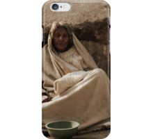 What Were Her Dreams? iPhone Case/Skin