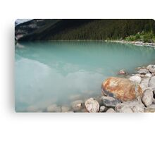Lake Louise, Banff Alberta Canvas Print