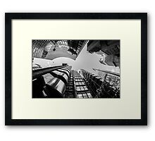 Highrise III Framed Print