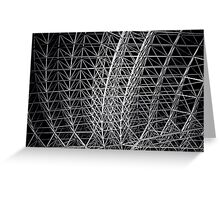 Roof Detail Greeting Card