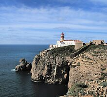 Cape St.Vincent by cwwphotography