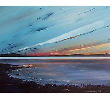 Sunset over Islay Photographic Print