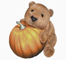 Pumpkin Bear by bmgdesigns
