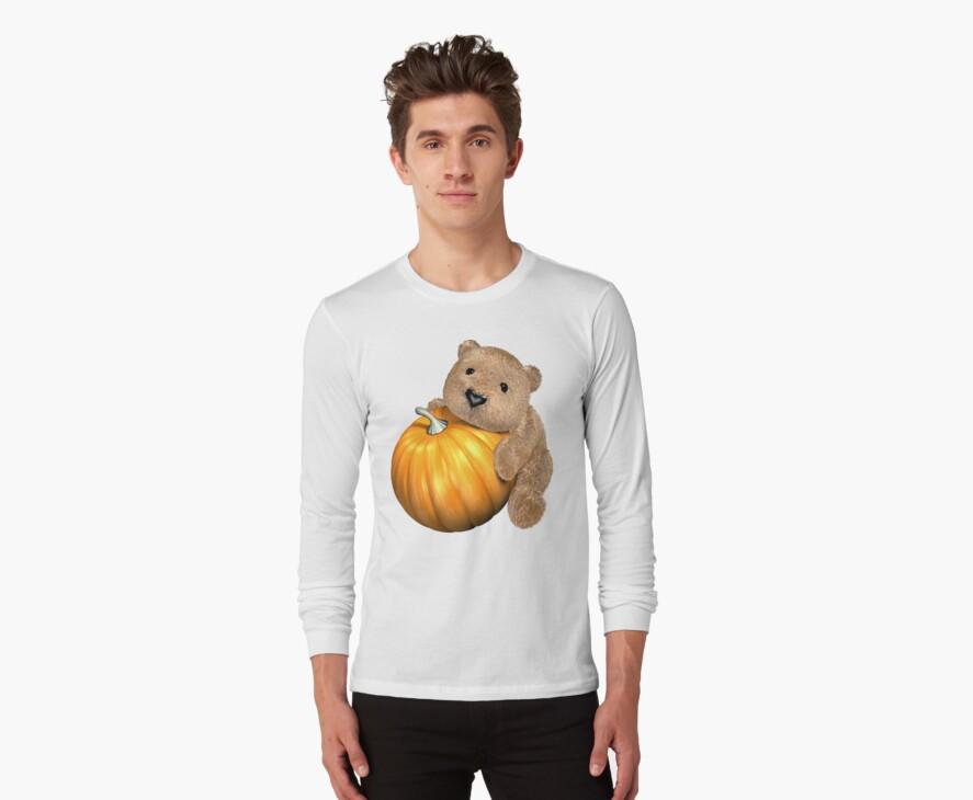 Pumpkin Bear by bmgdesigns