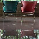 A Perfect Pair: Ankle Deep Chairs by PolarityPhoto