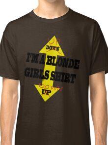 Blonde Girls II Classic T-Shirt