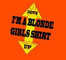 Blonde Girls II Womens Fitted T-Shirt