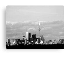 Toronto. Canvas Print