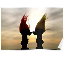 Troll lovers Poster