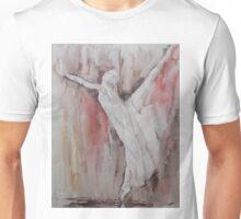 The Balance - Ballet Painting - Dance Art Gallery Unisex T-Shirt