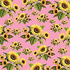 Sunflowers by purplesensation