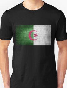Algeria flag Unisex T-Shirt