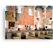 9/11 Commemoration #1 Canvas Print