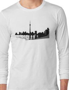 CITYSCAPE 1 Long Sleeve T-Shirt