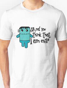 Frankenstein Creature T-Shirt