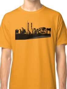 Cityscape 2 Classic T-Shirt
