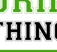 It's a TURINO thing, you wouldn't understand !! Sticker