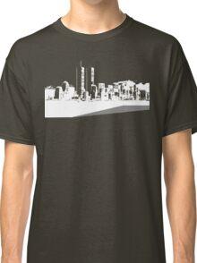 Cityscape 4 Classic T-Shirt
