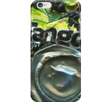 Tango Apple - Crushed Tin iPhone Case/Skin