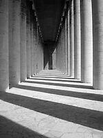 Colonnade by Mui-Ling Teh
