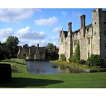 Hever Castle in the afternoon sun Photographic Print
