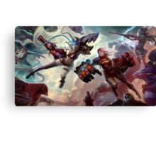 league of legend Canvas Print