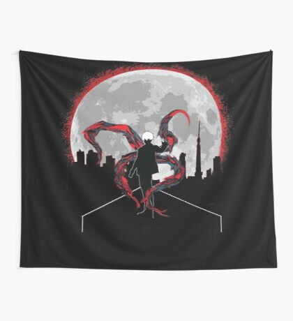 Ghoul in Tokyo Wall Tapestry