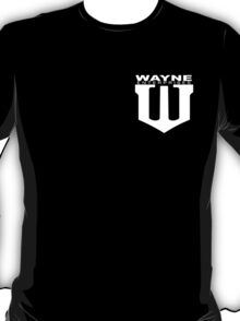 Wayne Enterprises Employee - Dawn of Justice (White Variant) T-Shirt