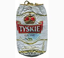 Tyskie - Crushed Tin Unisex T-Shirt