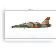 Hawk South Korea 1 Canvas Print