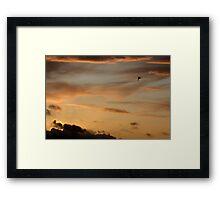 Earth & Heaven Framed Print
