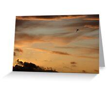 Earth & Heaven Greeting Card
