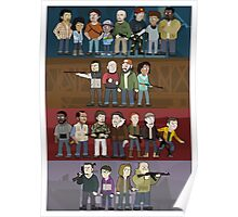 The Four Groups Poster
