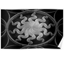 Milan Cathedral Tracery Poster