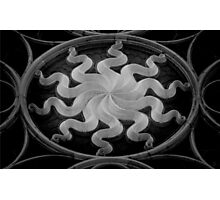 Milan Cathedral Tracery Photographic Print