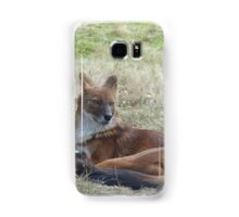 The Whistling Hunter At Rest Samsung Galaxy Case/Skin
