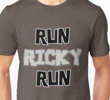 RUN RICKY RUN Unisex T-Shirt