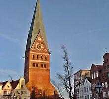 St. Johannes by Patrick Czaplewski