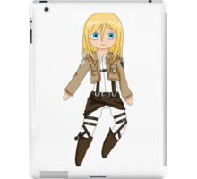 Chibi Christa iPad Case/Skin