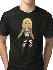 Chibi Christa Tri-blend T-Shirt