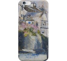 Staithes in the Pink iPhone Case/Skin