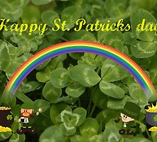 Happy St. Patricks Day by AnnDixon