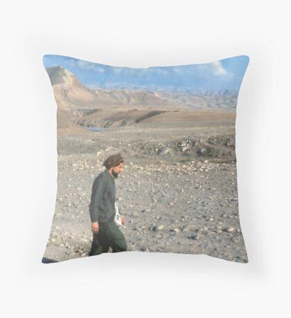 AMIR SAHEB E SHAHID Throw Pillow