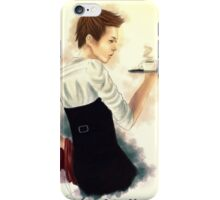 Barista Xiumin iPhone Case/Skin