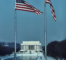 Lincoln Memorial 1 by Kenshots